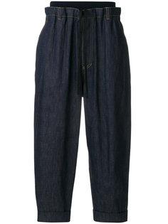 укороченные джинсы  3.1 Phillip Lim