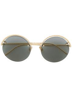 round sunglasses Boucheron