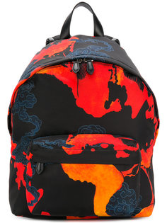 printed backpack Givenchy