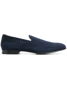 perforated loafers Dolce & Gabbana
