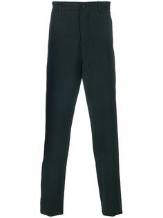 брюки строгого кроя Giorgio Armani