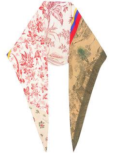 Aloe scarf  Pierre-Louis Mascia