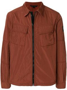 "куртка на молнии с карманами в стиле ""карго"" Belstaff"