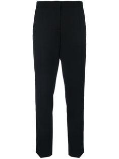 прямые брюки Burberry
