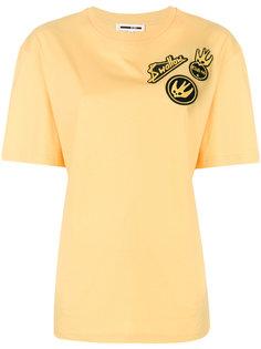 футболка с нашивками McQ Alexander McQueen