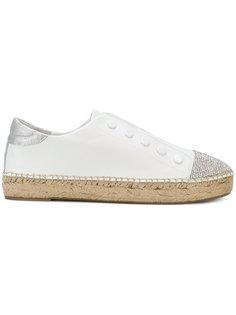 кроссовки-эспадрильи Juniper Kendall+Kylie
