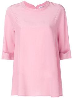 блузка с короткими рукавами Aspesi