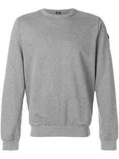 свитер с заплаткой с логотипом Paul & Shark