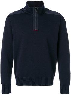 свитер с воротником на молнии Paul & Shark