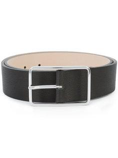 ремень с прямоугольной пряжкой B-Low The Belt