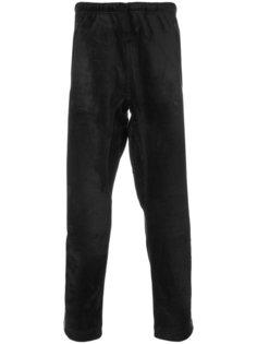 велюровые спортивные брюки Beckenbauer Adidas