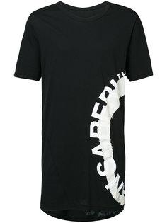 футболка с графичным принтом 11 By Boris Bidjan Saberi
