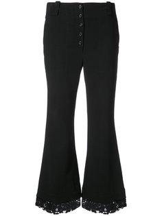 расклешенные брюки Proenza Schouler