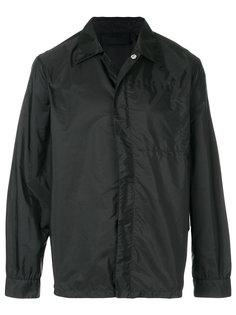 куртка с полоской по бокам Prada