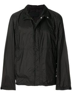 куртка с высоким воротником Prada