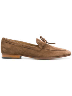 bow-trimmed loafers Tods Tod`S