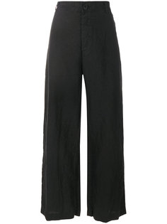 cropped flared trousers Rundholz Black Label