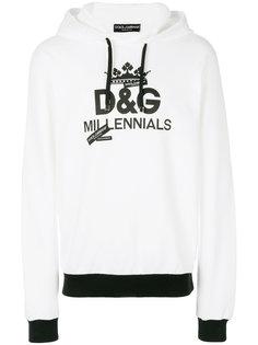 DG Millennials hoodie Dolce & Gabbana