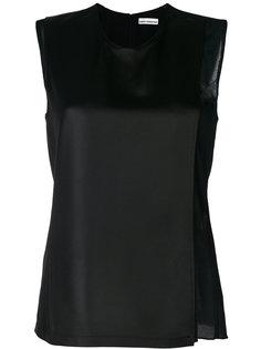 блузка без рукавов  Paco Rabanne