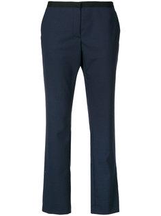 укороченные брюки узкого кроя Semicouture
