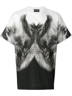 футболка с пальмовым принтом  Manua Kea