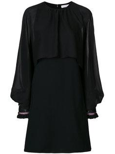 платье с епископскими рукавами Chloé