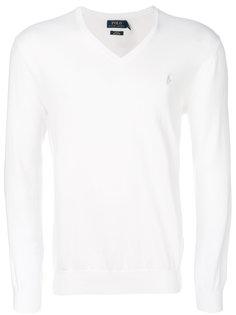 V-neck logo sweatshirt Polo Ralph Lauren