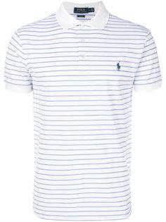 классическая футболка-поло в полоску Polo Ralph Lauren