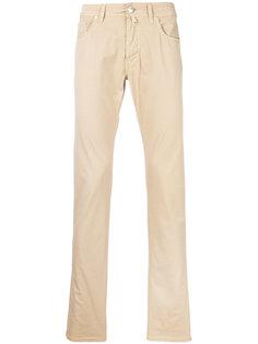 прямые джинсы Jacob Cohen