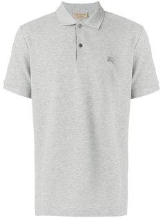 рубашка-поло с логотипом Burberry