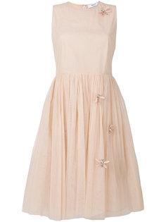 расклешенное платье Blugirl