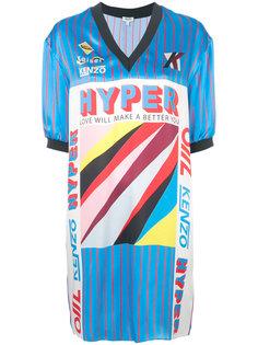 платье-футболка Hyper Kenzo Kenzo