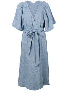 платье из ткани шамбре Masscob