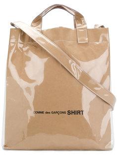 сумка-шоппер Comme Des Garçons Shirt