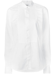 классическая рубашка с нагрудником Saint Laurent
