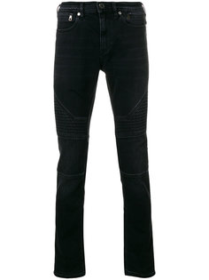 байкерские джинсы кроя слим Neil Barrett