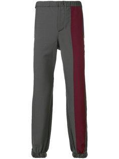 эластичные брюки  Prada