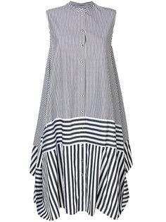 расклешенное платье в полоску Ports 1961
