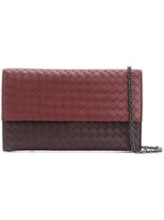 continental chain wallet Bottega Veneta