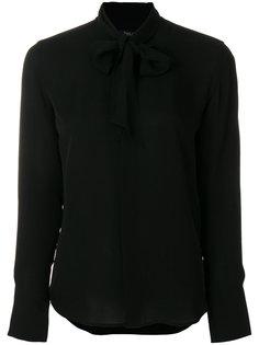 рубашка с бантом Polo Ralph Lauren