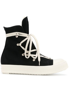 кроссовки Hexagon Rick Owens DRKSHDW