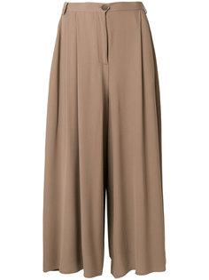 pleated wide-leg trousers Dusan