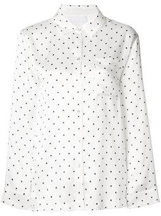 спальная рубашка в горошек Asceno