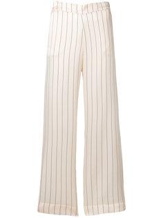 пижамные брюки в горошек Asceno