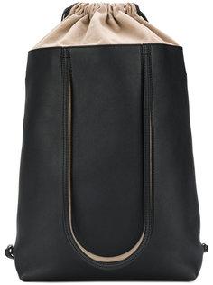 рюкзак с нашивкой логотипа Maison Margiela