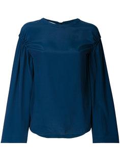 round neck blouse  Cédric Charlier