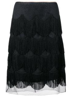 frilled skirt Marc Jacobs