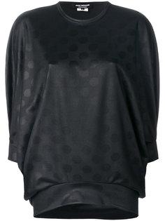 фактурная блузка  Junya Watanabe Comme Des Garçons