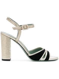 block heel sandals Paola Darcano