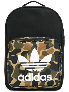 классический рюкзак Adidas Originals с камуфляжным узором Adidas